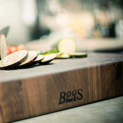 Boos Blocks Black Walnut