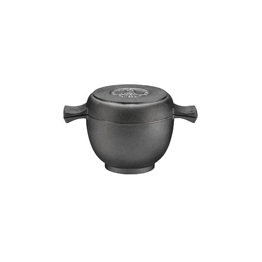 Skeppshult Mini-Bräter 12 cm / 0,5 L mit Deckel / aus Gusseisen günstig online kaufen