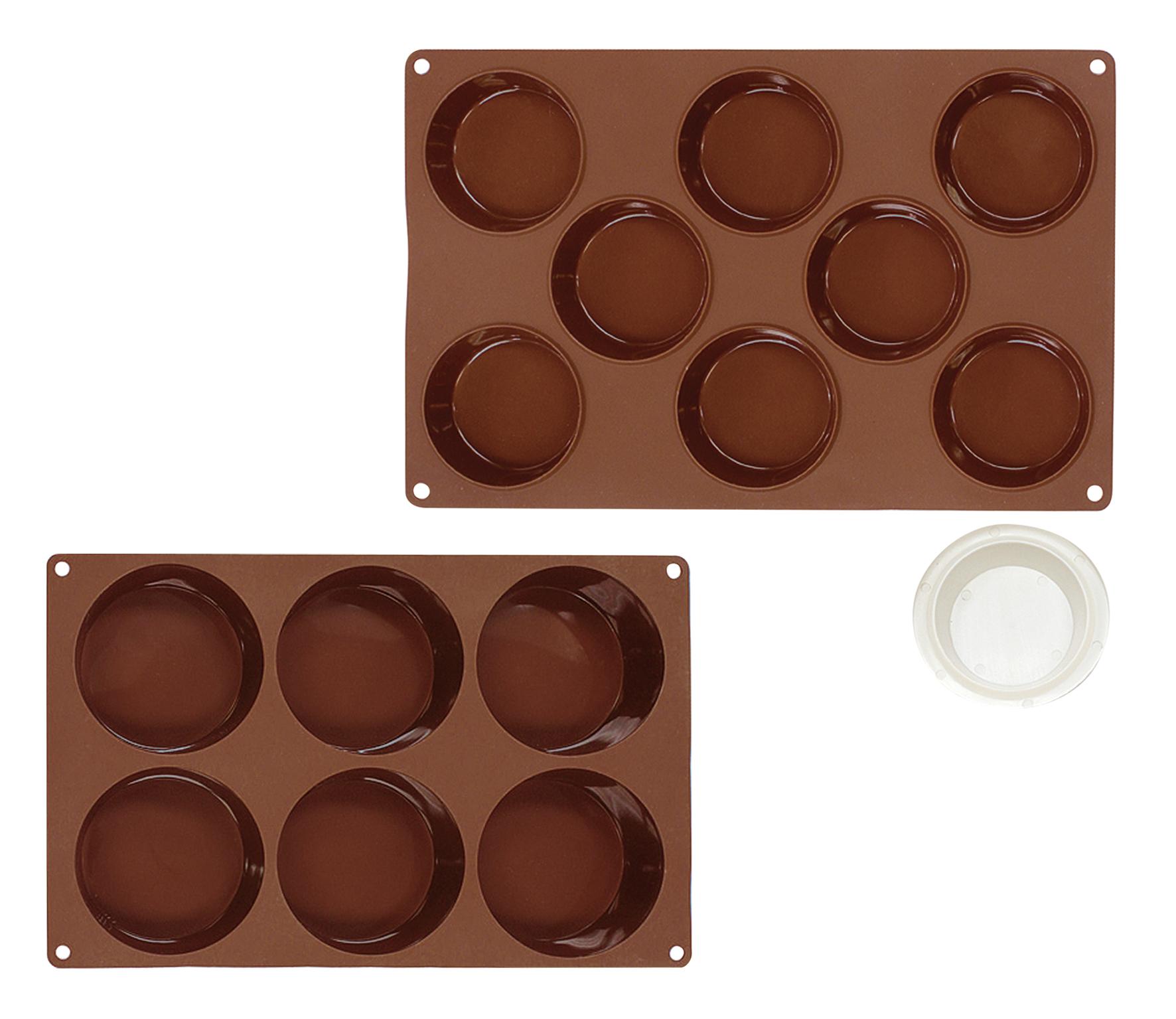 Küchenprofi Tartelettes-Set Pâtissier, 2-tlg. Patissier 0805075500 Tarteform - 805075500
