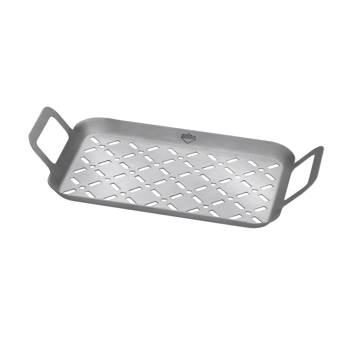 Küchenprofi Grillpfanne - Style 34x18,5 cm Gril...
