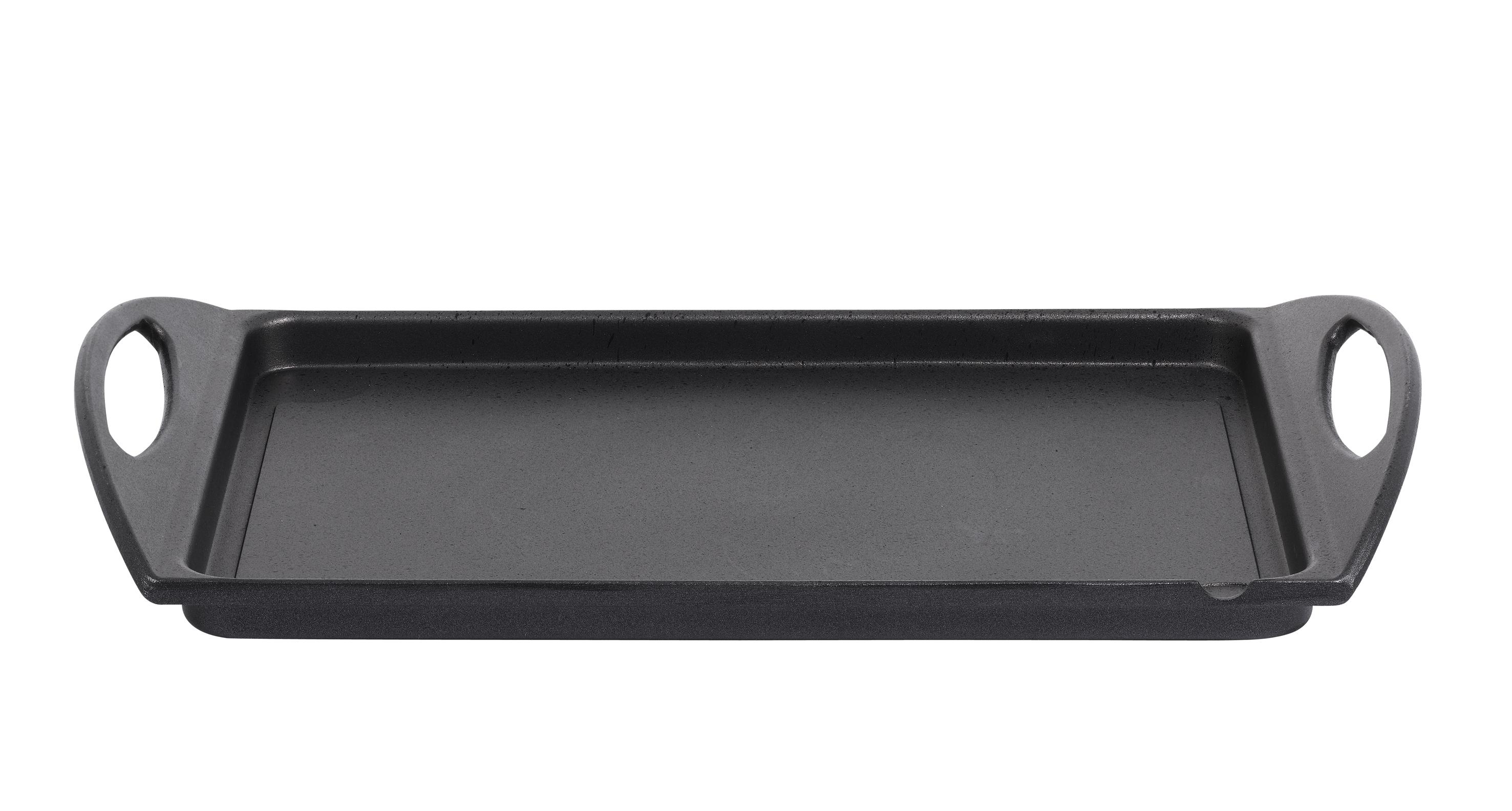 de Buyer Choc Extreme Plancha Platte 25x33 cm m...