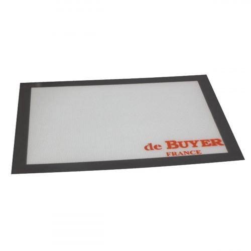 de Buyer Patisserie Silikon-Backmatte 40x30 cm / mit Antihaft-Eigenschaften
