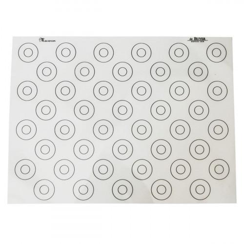 debuyer patisserie backmatte 40x30 cm silikon
