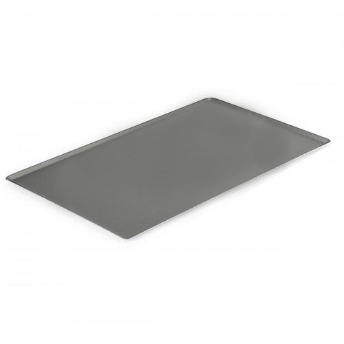 de Buyer Patisserie Backblech 35x32 cm mit schrägen Kanten / aus Aluminium mit Antihaftbeschichtung