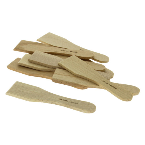 de Buyer Utensilien B Bois mini holzspatel