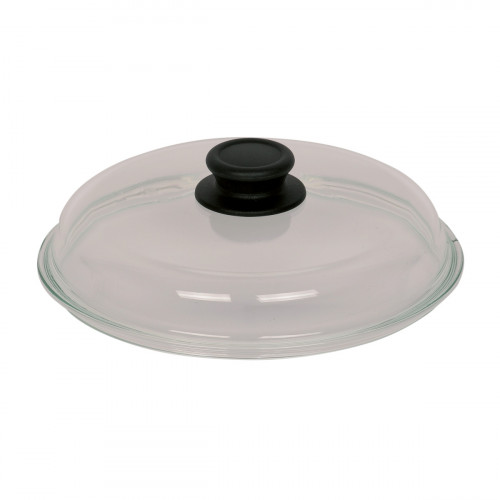 Riess Glasdeckel hoch für Pfannen 28 cm