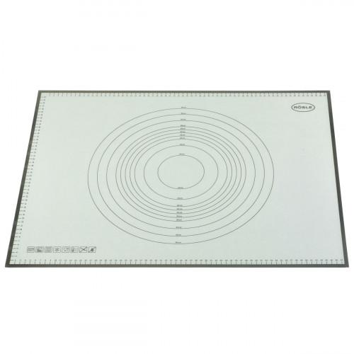 Rösle Backmatte / Arbeitsmatte 68x53 cm / Silikon