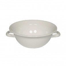 Riess Classic Weiss Mini-Weitling 14 cm / aus Emaille
