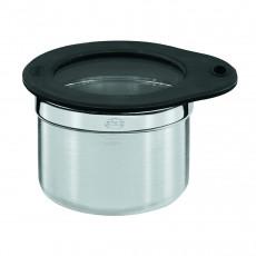 Rösle Dose 6,5 cm / 0,3 L mit Frischhaltedeckel aus Glas