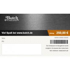 Geschenk-Gutschein über 250 Euro