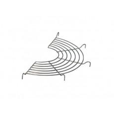 de Buyer Edelstahl Rost für Wok 32 cm