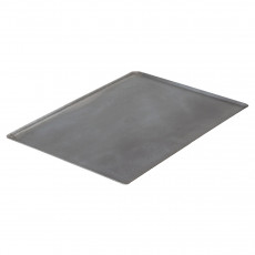 de Buyer Patisserie Backblech 40x30 cm mit schrägen Kanten / aus Blaustahl