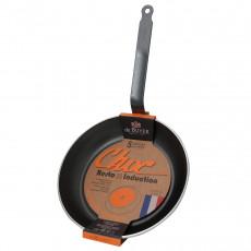 de Buyer Choc Resto Induction Crêpe-Pfanne 30 cm mit Antihaftbeschichtung / Aluminium