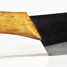 Nordklinge Messer Vankka Suuri 18,9 cm mit Extraschliff & Schmiedehaut