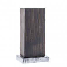 Blockwerk 6-er Messerblock magnetisch Raeuchereichenholz