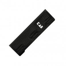 KAI Klingenschutz S für Messerklingen bis 18 cm / Polyester-Gewebe mit Magneten