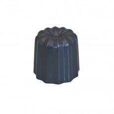 de Buyer Bordelaisformen 4-er Set - Stahl mit Antihaftbeschichtung