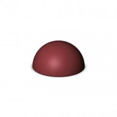 de Buyer Moulflex Silikonform für 6 Halbkugeln / mit Antihaft-Eigenschaften