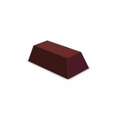 de Buyer Moulflex Silikonform für 7 rechteckige Financier / mit Antihaft-Eigenschaften