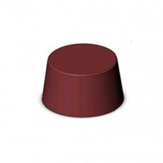 de Buyer Moulflex Silikonform für 6 Muffin / mit Antihaft-Eigenschaften