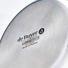 de Buyer Affinity Bratentopf 16 cm / 1,8 L - Edelstahl-Mehrschichtmaterial