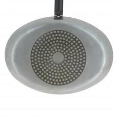 de Buyer Choc Resto Induction ovale Fisch-Pfanne 36 cm mit Antihaftbeschichtung / Aluminium