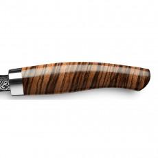 Nesmuk Exklusiv C100 Damast Slicer 16 cm - Griff Zebranoholz