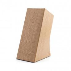 Güde Messerblock für 8 Messer aus Eichenholz - unbestückt