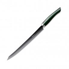 nesmuk janus slicer 26 cm micarta grün