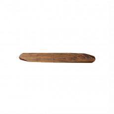 Noyer Magnetleiste 60 cm Walnussholz