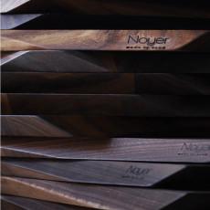 Noyer Schneidebrett 76x32x2,8 cm - Walnussholz