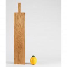 Jack & Lucy Pure Schneidebrett 75x13,5 cm aus Eichenholz mit Griff