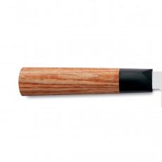 KAI Seki Magoroku Redwood Yanagiba 21 cm - Carbon 1K6 Stahlklinge - Griff Pakkaholz