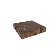 BOOS Walnuss Hackblock, 37x37x7,5 cm