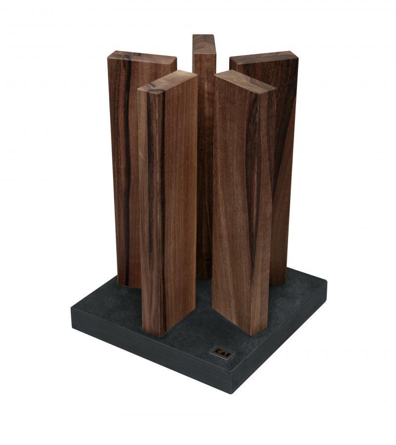 kai magnet messerblock stonehenge red wood schiefer preisvergleich messerblock g nstig. Black Bedroom Furniture Sets. Home Design Ideas